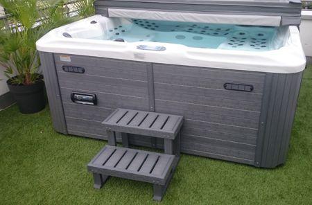 hot tub 4 6p whirlpool neu jacuzzi spa outdoor indoor. Black Bedroom Furniture Sets. Home Design Ideas