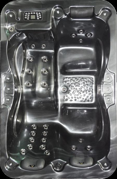 Draufsicht Whirlpool W195