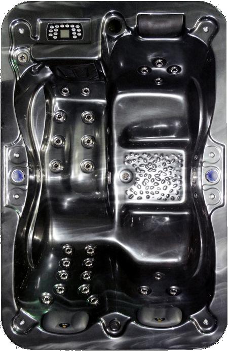 Draufsicht Whirlpool W190