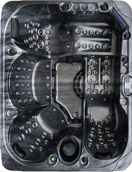 Draufsicht Whirlpool W200SL