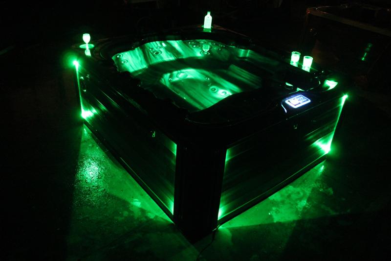 Seitenansicht Whirlpool W200XS