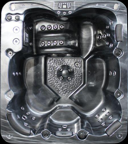 Draufsicht Whirlpool W200XS