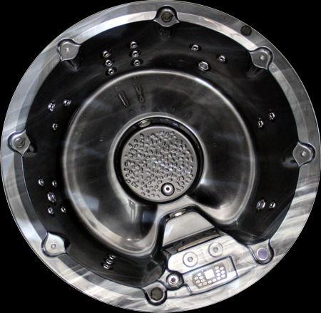 Draufsicht Whirlpool WR195